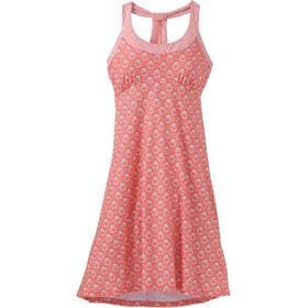 Prana Cali Dress Dame summer peach botanica